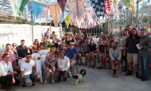 Biotecture staff summer party